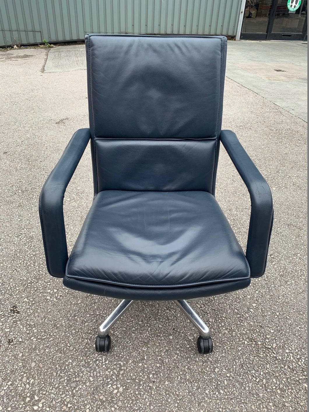 Keilhauer Elite Leather Executive Chair