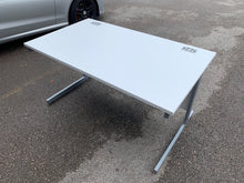 Load image into Gallery viewer, 1200mm TC White Straight Desk (Special Offer)