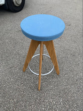 Load image into Gallery viewer, Connection Centro Upholstered Cafe/Bar Stool - Blue