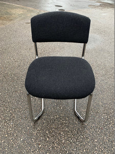 Charcoal Cantilever Meeting Room/Conference Chair