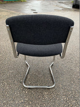Load image into Gallery viewer, Charcoal Cantilever Meeting Room/Conference Chair