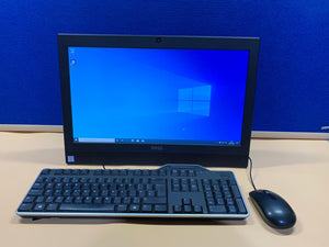 Dell Optiplex 3050 AIO i5 7th Gen 7500T 2.7GHz 500GB HDD 4GB RAM