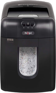 Rexel Auto+ 130M Auto Feed 130 Sheet Micro Cut Shredder - Flogit2us.com