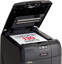 Load image into Gallery viewer, Rexel Auto+ 130X Auto Feed 130 Sheet Cross Cut Shredder - Flogit2us.com