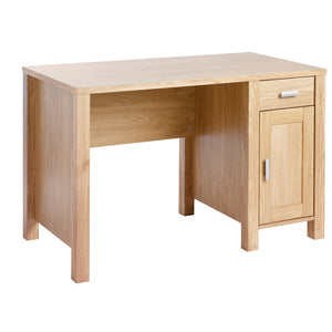 Amazon Home Office Workstation With Integrated Drawer And Cupboard Unit
