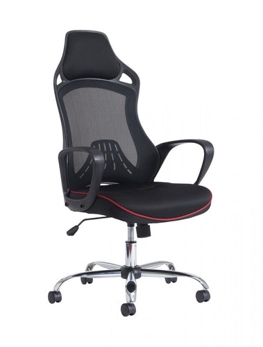Andretti High Back Mesh Executive Chair - Flogit2us.com