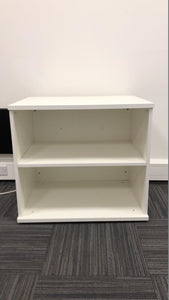 1000mm White Straight Desk - Flogit2us.com