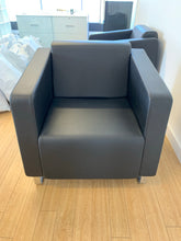 Load image into Gallery viewer, Bejot Leather Faced Reception Chair - Flogit2us.com