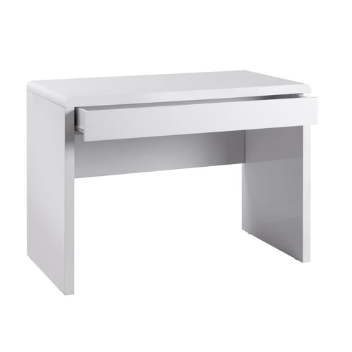 Luxor Home Office Workstation With Integrated Full Length Drawer