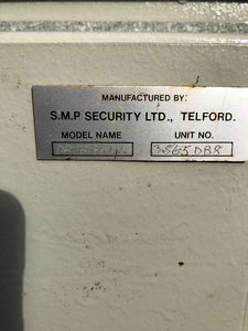S.M.P Security Databond Fire Safe