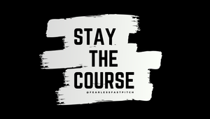 Dear Warrior - Stay the Course