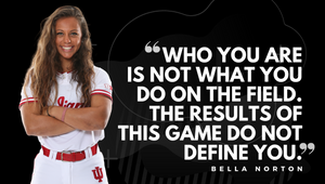 Dear Warrior - The Game Does Not Define You