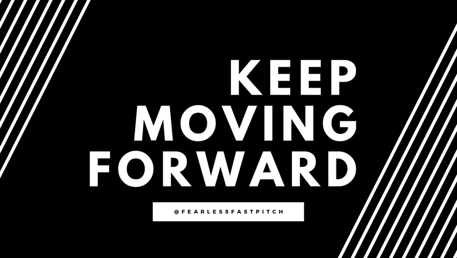 Dear Warrior - Keep Moving Forward