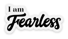 FREE FEARLESS Sticker Pack
