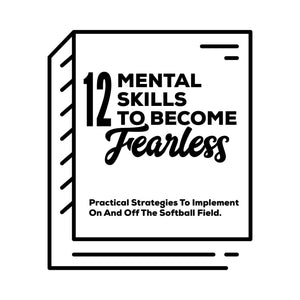 Fearless Workbook: 12 Mental Skills to Become Fearless