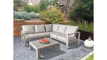 Load image into Gallery viewer, The Canyonlands - 5 Seater Sunbrella® Outdoor Sectional Sofa Set - (Eagle Series) - Cozy Corner Patios