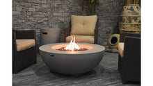 Load image into Gallery viewer, Lunar Bowl Fire Table - Cozy Corner Patios
