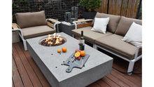 Load image into Gallery viewer, Metropolis Fire Table - Cozy Corner Patios