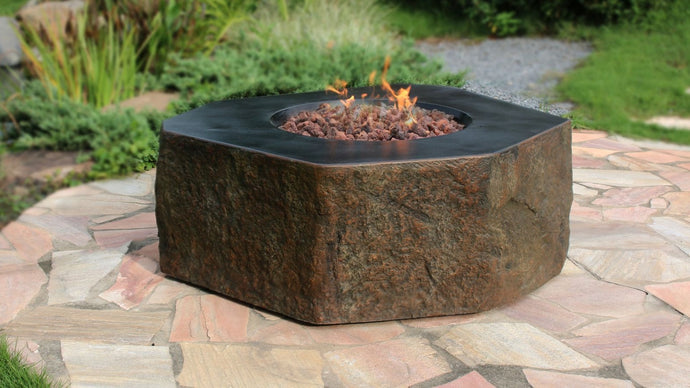 Columbia Fire Table - Cozy Corner Patios