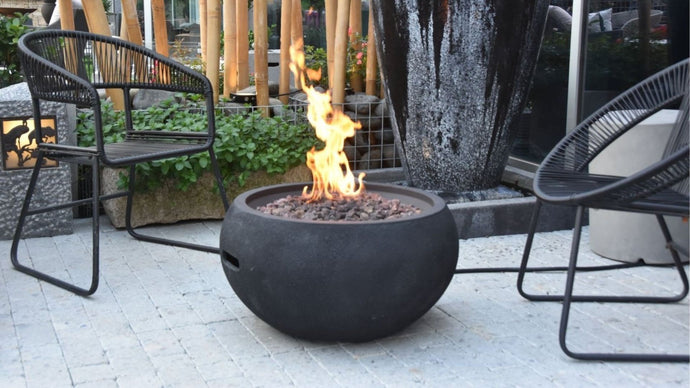York Fire Bowl - Cozy Corner Patios