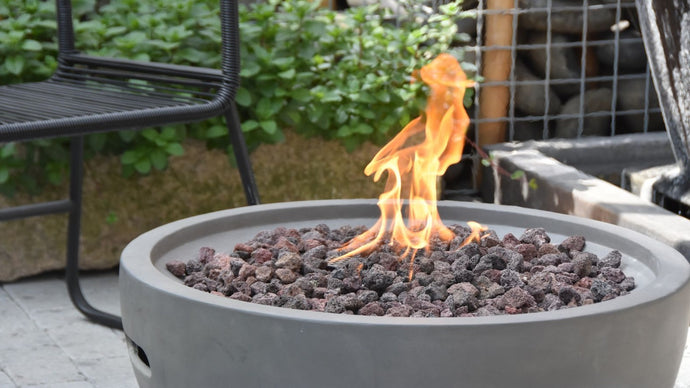 Nantucket Fire Bowl - Cozy Corner Patios