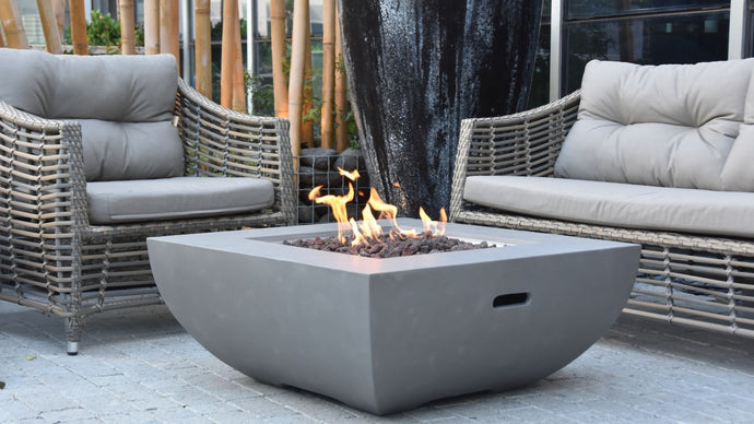 Westport Fire Table - Cozy Corner Patios