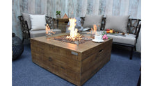 Load image into Gallery viewer, Mansfield Fire Pit (Redwood) - Cozy Corner Patios