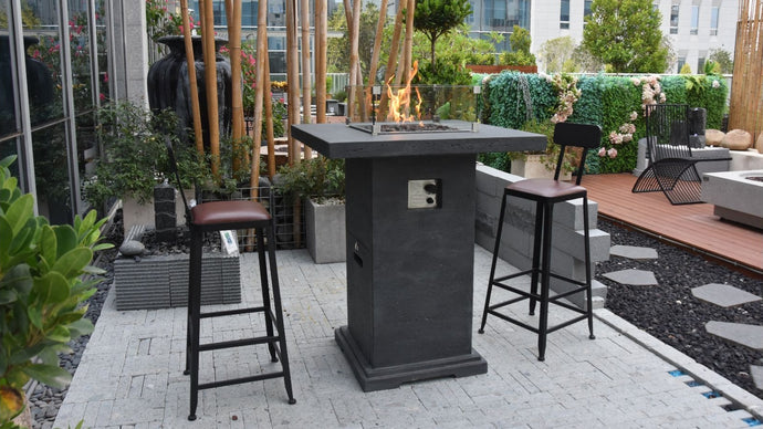 Montreal Bar Table - Cozy Corner Patios