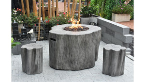 Warren Fire Table - Cozy Corner Patios