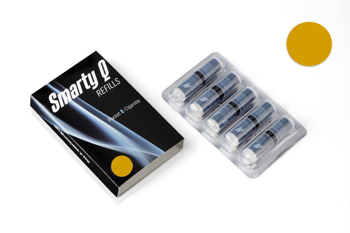 Recharges capsules saveur Tabac Blond | Smarty Q BLACK - Smarty Q - 1