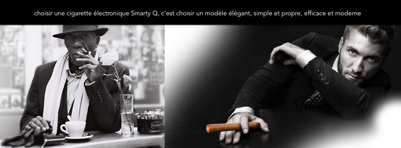 cigarette electronique Smarty Q