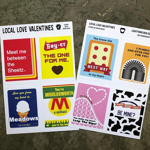 Local Love Valentines