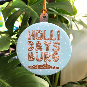 Hollidaysburg Ornament