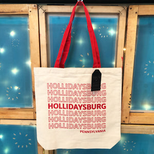 Hollidaysburg Thank You Tote Bag