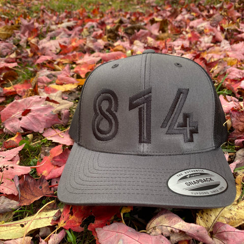 814 Embroidered Hat