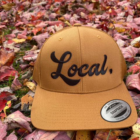Local Embroidered Hat