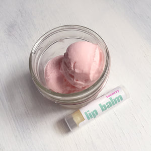 Teaberry Lip Balm :: Collaboration with Still Not A Hippie