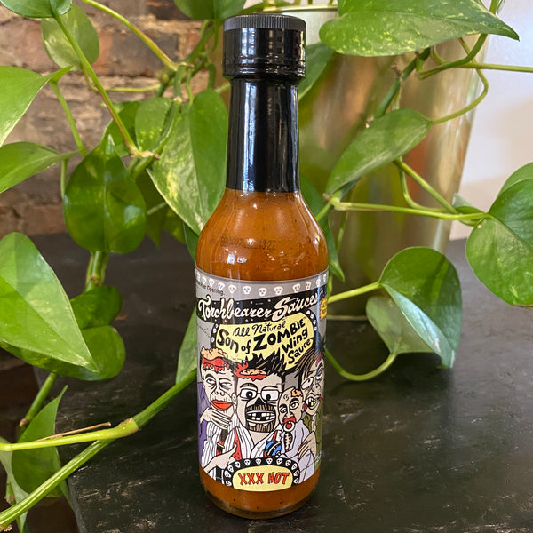 Torchbearer Hot Sauces (3 flavors)