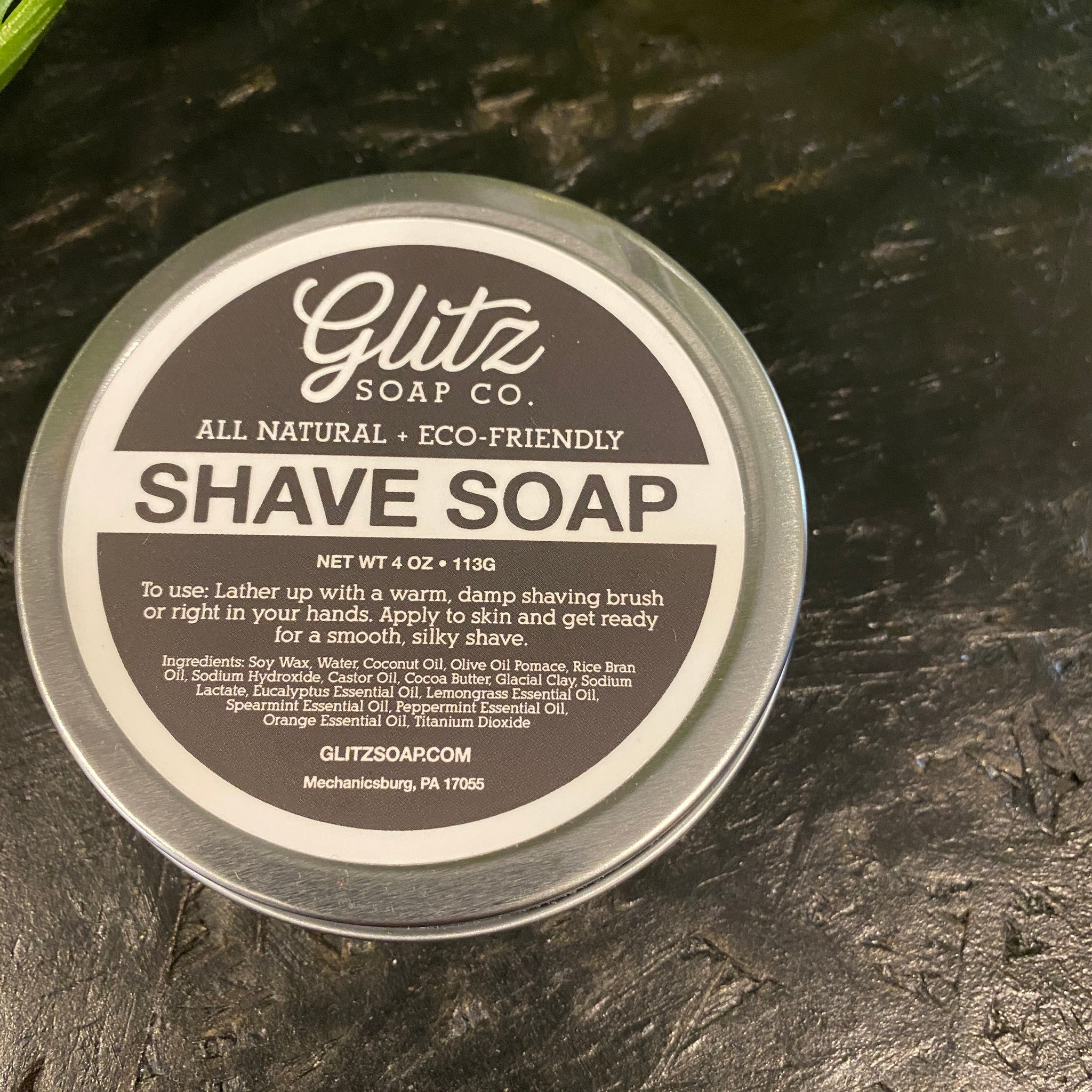 Shave Soap Bar