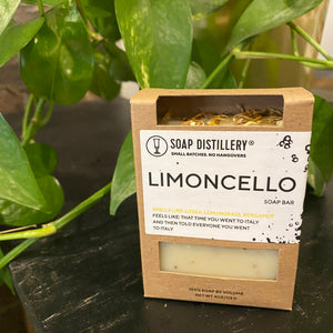 Limoncello Soap