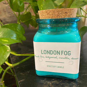 London Fog Candle :: Collaboration with Moonrise Candle Co.