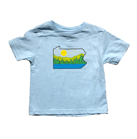 PA Sunshine Kids T-shirt