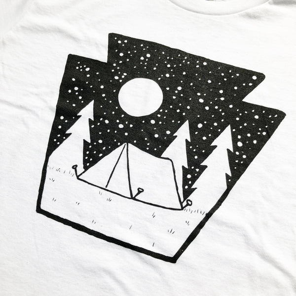 Camping Keystone Youth T-shirt
