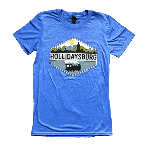 Hollidaysburg Badge T-shirt