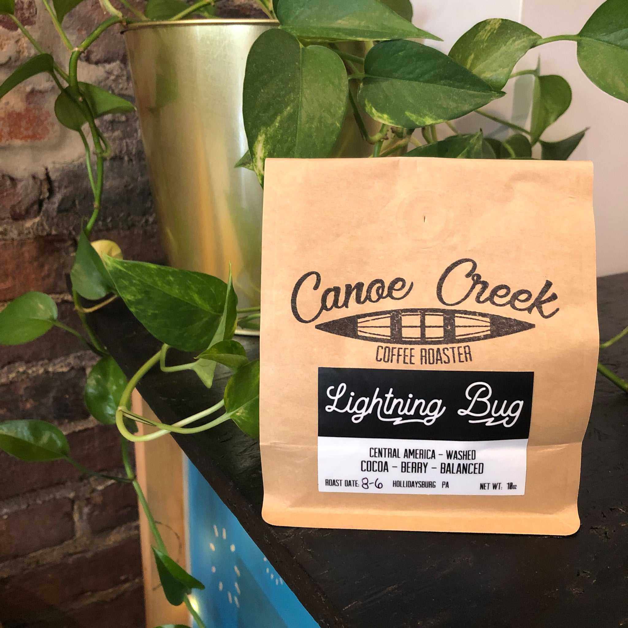 Lightning Bug Blend Coffee :: Collaboration with Canoe Creek Coffee Roaster