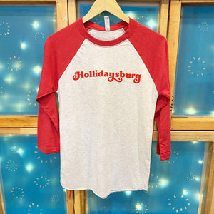 Hollidaysburg Heart Baseball T
