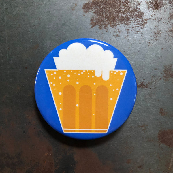 Keystone Beer Bottle Opener Magnet