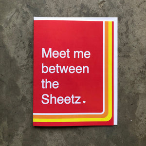 Sheetz Love Card