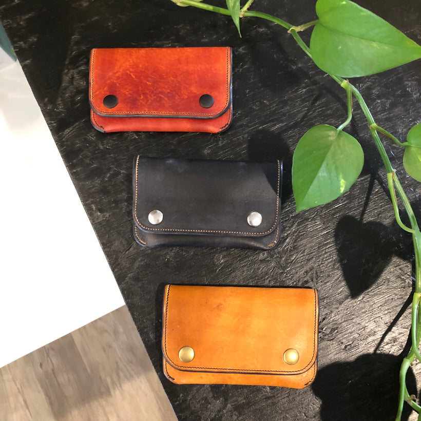 Wallets + Pouches