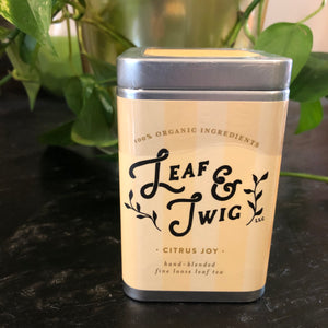 Pennsylvania Made Loose Tea Blends